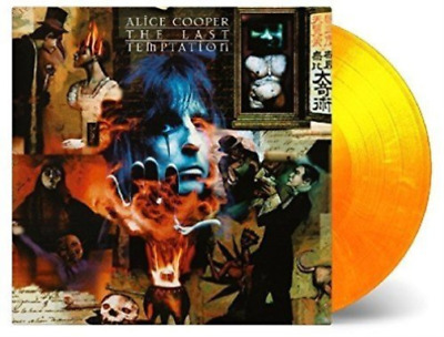 Alice Cooper-Last Temptation (1LP Coloured) (Importación USA) VINYL NUEVO