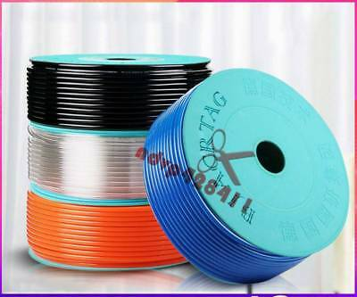 PU Pneumatic Tube Pipe Hose Tubing Different Size And Color 5m 10m 25m long New