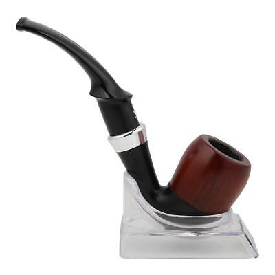 Durable Wooden Wood Smoking Pipe Tobacco Cigarettes Cigar Pipes With Accessories