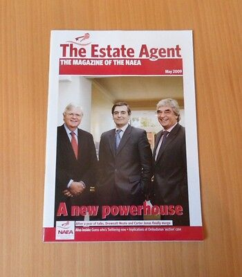 The Estate Agent-The Magazine Of The Naea-May 2009