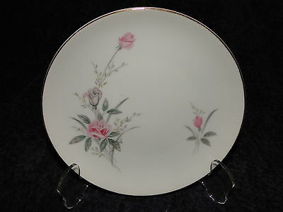 """Fine China of Japan Golden Rose MSI Bread Plate 6 1/4"""" EXCELLENT"""