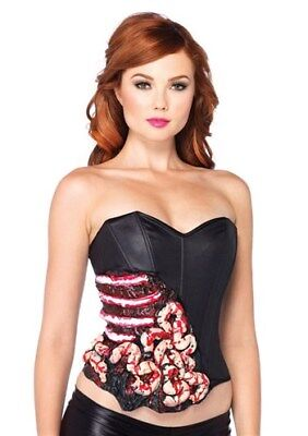 Blood and Guts corset by Leg Avenue
