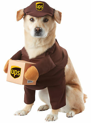 Pet UPS Pal Costume by California Costumes