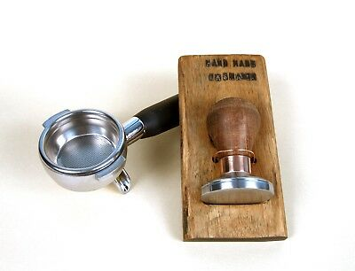 Coffee Tamper Hand Made