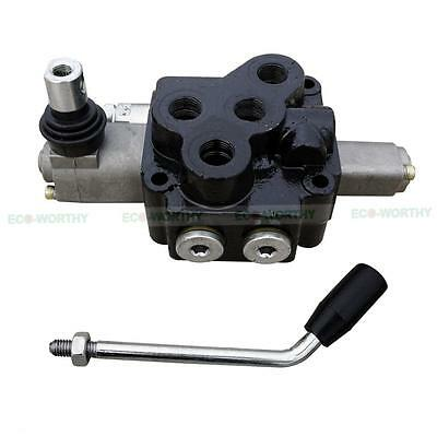 18GPM Hydraulic Directional Control Valve with Log Splitter Shunt control valve