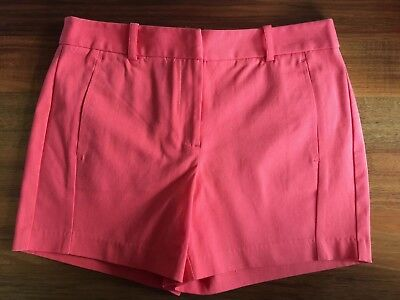 Witchery Peach Dress Shorts BNWOT Size 10 FREE POSTAGE