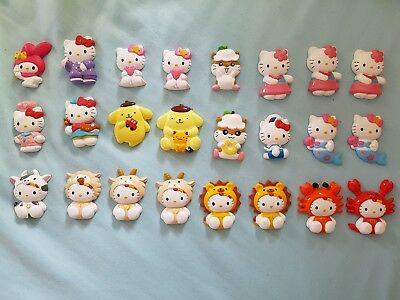 Hello Kitty & Friends Magneten Set