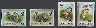 Timbres Rapaces-WWF, neufs MNH, TB
