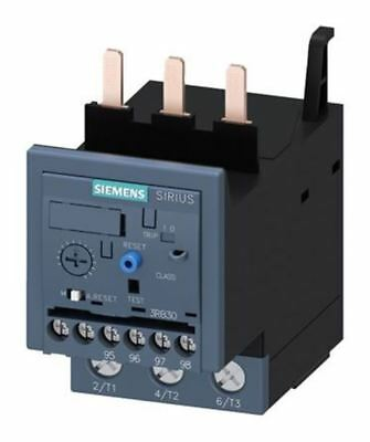 Siemens Solid State Overload Relay NO/NC (Auxiliary), 50 A, 50 A