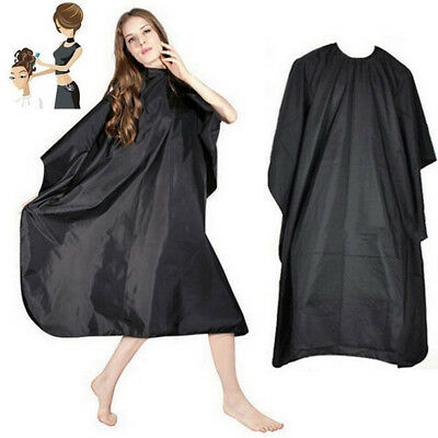 Professional Hair Cut/Cutting Barber Hairdressing Salon Unisex Gown Cape Apron
