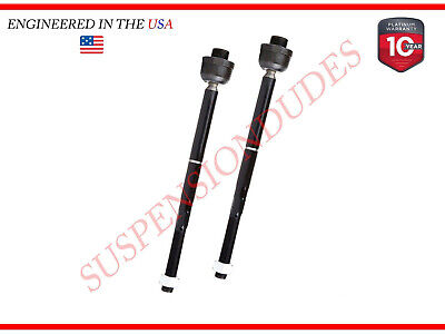 PAIR Inner Tie Rod Ends for 2004-2008 Ford F-150 Lincoln Mark LT 2WD RWD