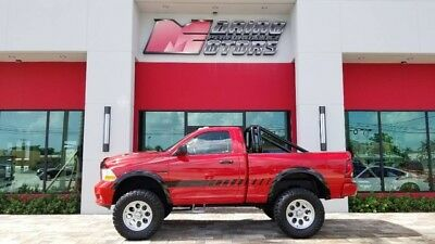 2011 Ram 1500  2011 RAM 1500 EXPRESS - LIFTED - 38's - ONLY 34,000 MILES -1 OWNER  - FLORIDA