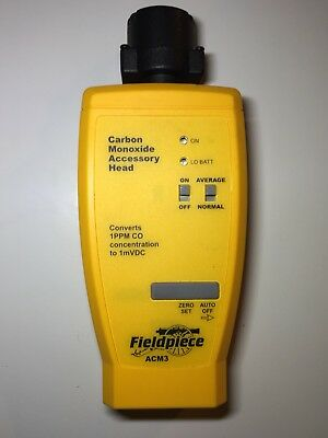 Fieldpiece ACM3 Carbon Monoxide Head