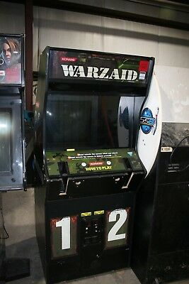 Non Working Warzaid ARCADE GAME Project