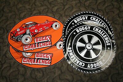 Side Decals for Buggy Challenge (SEE PHOTOS)