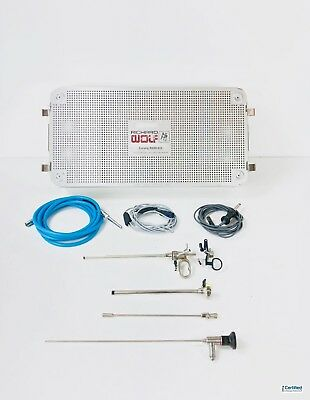 R Wolf HD Bipolar Resectoscope Set COMPELTE 8656.422
