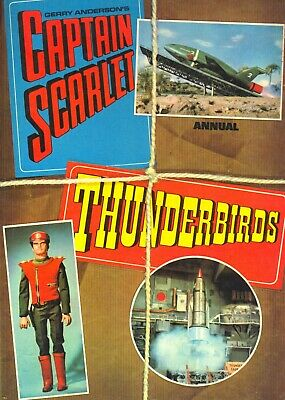 The Gerry Anderson Comic / Annual Dvd Rom Collection- Thunderbirds