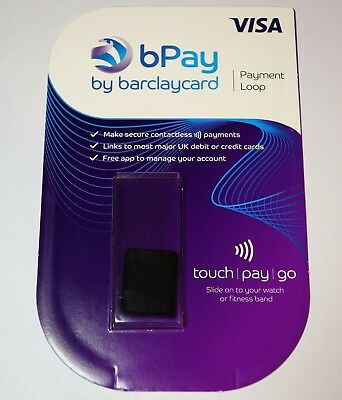 bPay By Barclaycard Contactless Payment Loop