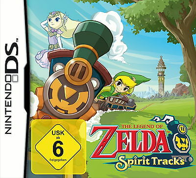 The Legend of Zelda: Spirit Tracks (Nintendo DS)    Lesen