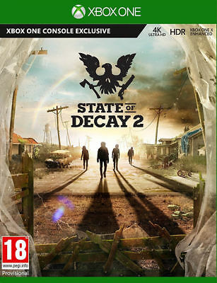 State of Decay 2 (Xbox One)  BRAND NEW - Same Day Dispatch - SUPER FAST DELIVERY