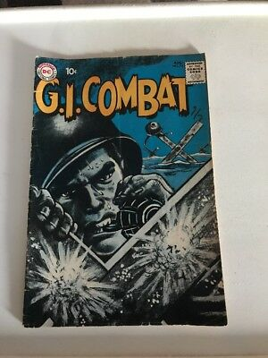DC Comics G.I. Combat August 1959 No. 75