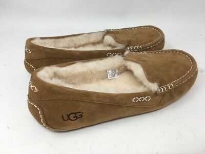 Uggs Slippers Size 11 Woman's Very Nice Condition Lightly Worn