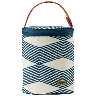 JJ Cole Cooler Insulated Thermo Bag w/Ice Pack for Baby Bottle/Sippy Cup Navy