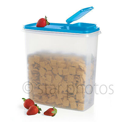 Tupperware Modular Mates Super Cereal Storer Cereal Keeper with Seal - NEW!