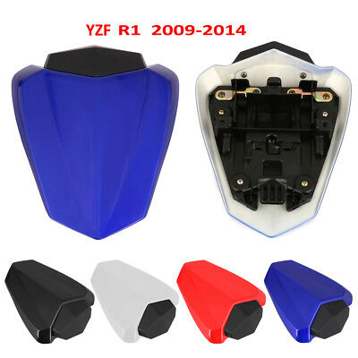 Motorcycle Rear Seat Cover Cowl For Yamaha YZF R1 2009-2014 2010 2011 2012 2013