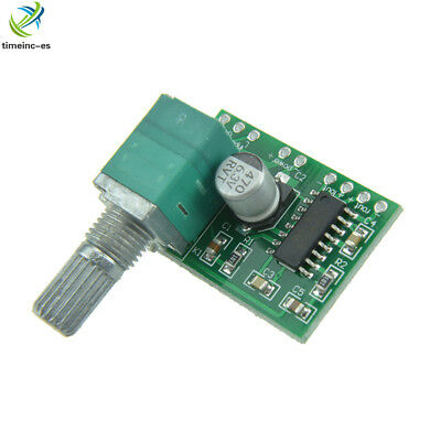 3W*2 PAM8403 Super Mini Digital Amplifier Board 5V USB Powered