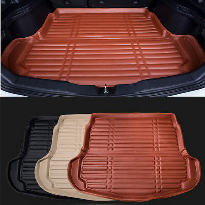 Trunk Tray Boot Trunk Mat Car Rear Cargo Pad Cover Fit For Honda Accord 2008-18