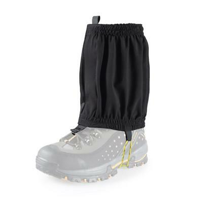 Waterproof Outdoor Hiking Snow Leg Legging Shoe Cover Gaiters Hunting Climbing