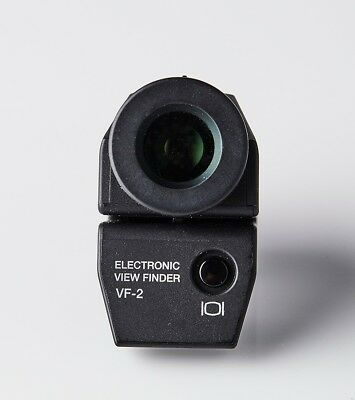Olympus VF-2 BLACK Electronic View finder + Carry Pouch