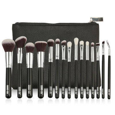 1/8/10/15PCs Makeup Brushes Set Powder Foundation Eye Shadow Make Up Brush Tool