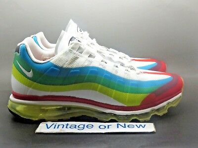 5cadc40a71 Men's Nike Air Max '95+ BB USA Olympic What The Max WTM Running Shoes