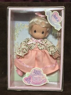"""Precious Moments """"Sweet Garden Of Friendship"""" Jackie Doll"""