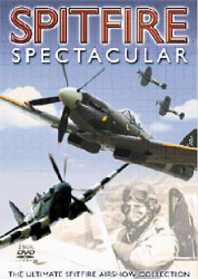 Spitfire Spectacular - The Ultimate Spitfire Airs (UK IMPORT) DVD [REGION 2] NEW