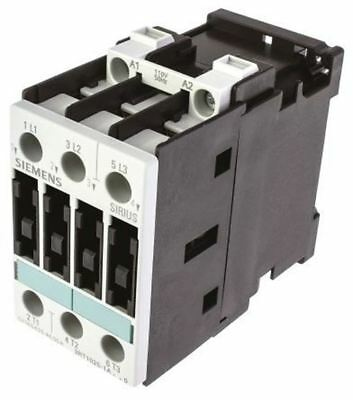 Siemens Sirius Classic 3RT1 3 Pole Contactor, 3NO, 16 A, 7.5 kW (AC3), 110 V ac