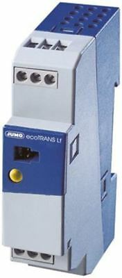 Jumo ecoTRANS, Analogue, Conductivity, Temperature Signal Conditioner, Temperatu
