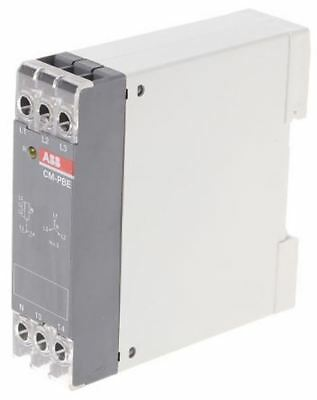 ABB Phase Monitoring Relay with SPST Contacts, 1, 3 Phase, 220 â?? 240 V ac, 380