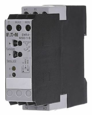 Eaton Liquid Level Monitoring Relay with SPDT Contacts, 1 Phase, 220 â?? 240 V a