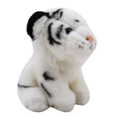 Newest Pair Of Stuffed Plush Tiger White Tiger Soft Toy Small Plush Tigers C