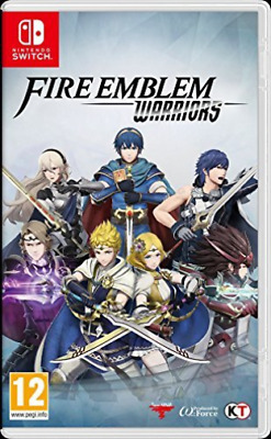 Switch-Fire Emblem Warriors - Nintendo Switch (Uk Import) Game New