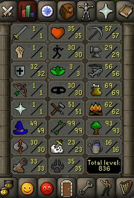 RUNESCAPE 3 ACCOUNT - £28 00 | PicClick UK