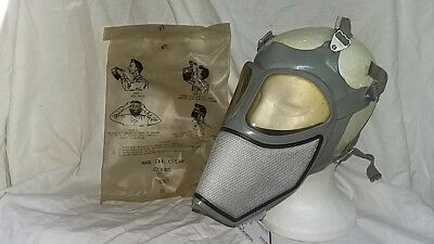 Gas Mask CBR Civilian CD V-805 /  in package 1963 - size 4