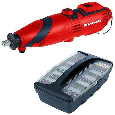 Einhell TC-MG 135 E Multi-Function Grinding And Engraving Tool - Red
