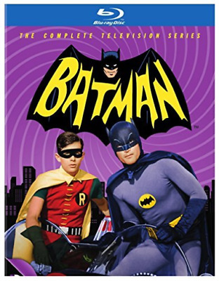 BATMAN COMPLETE SERIES (13P...-BATMAN COMPLETE SERIES ( (US IMPORT) Blu-Ray NEW