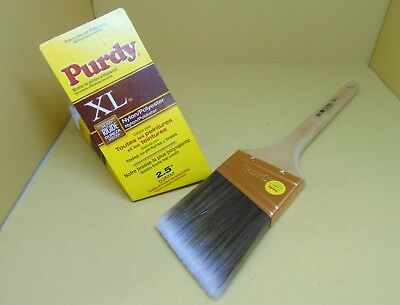 Purdy Xl Dale Nylon- Polyester Blend Angle 2.5-In Paint Brush