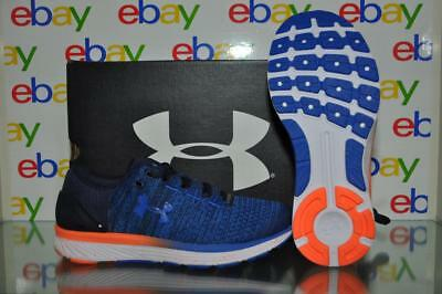 Under Armour Grade School Charged Bandit 3 Boys Running Shoes 1295957 410 NIB