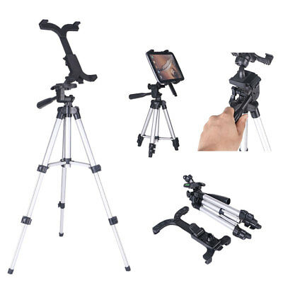 Professional Mini Tripod Stand + Holder For iPad 2 3 4 Mini Air Retina Tablet PC